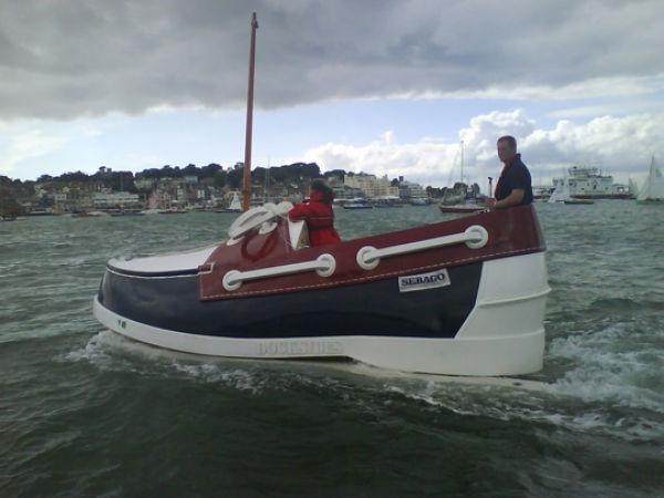 Incredible Shoe Boat