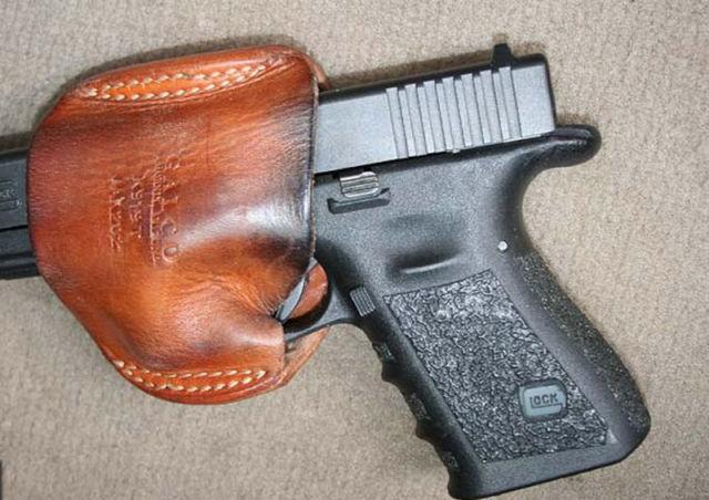 Accidental Gunshot