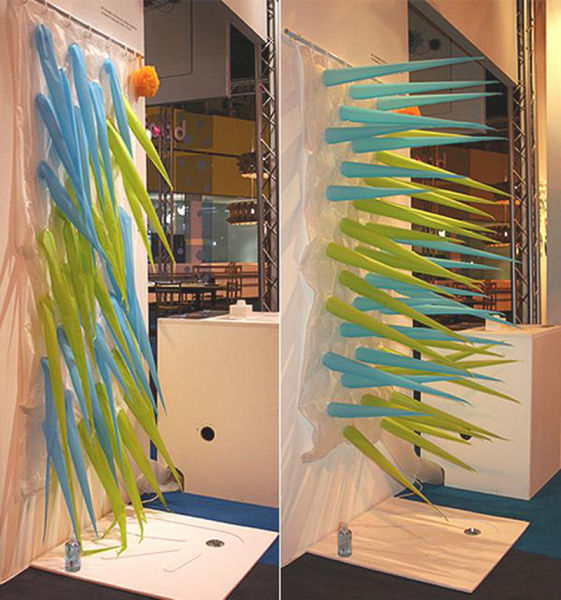 Cool and Creative Bathtub Curtains