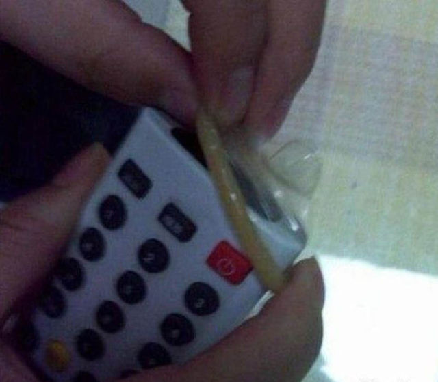 How to Protect Remote Control from Dust