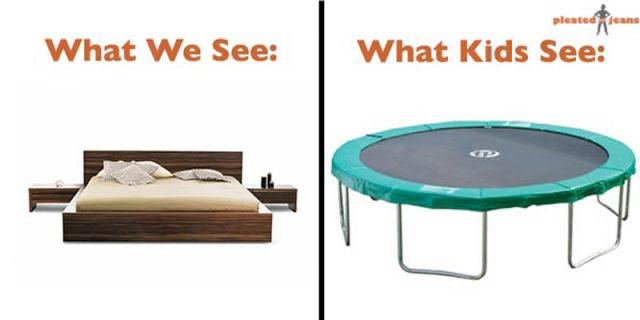Kids vs. Adults