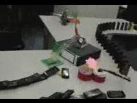 Great Smartphone Domino Machine