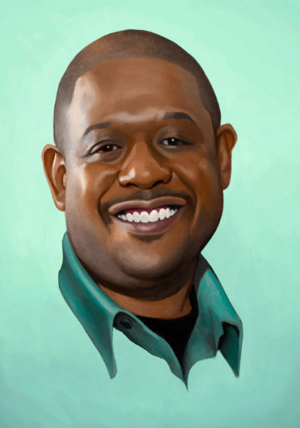 Beautiful Celebrity Illustrations