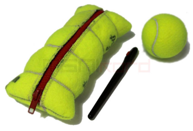 How Recycled Tennis Balls Can Be Used
