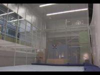 Quadrocopter Ball Juggling