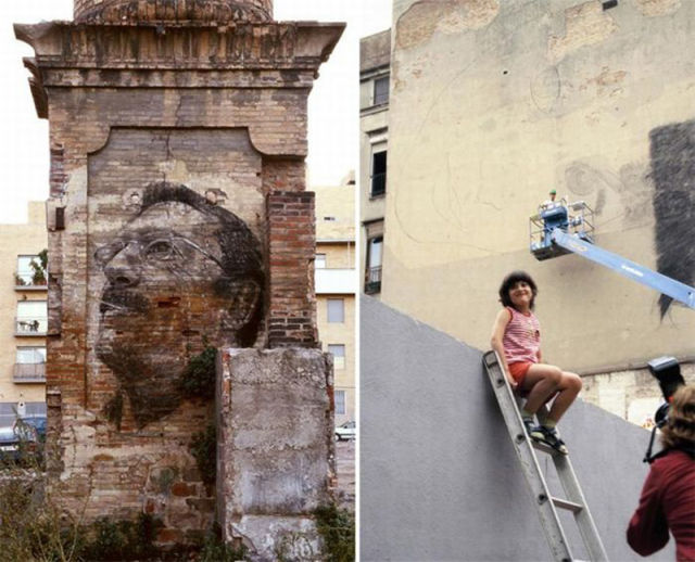 Amazing Wall Paintings