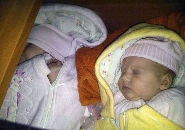 Disturbing Baby Stowaways
