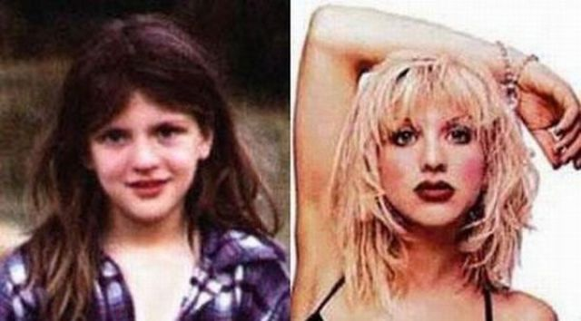 Oldie of the Day: Celebrities When They Were Young
