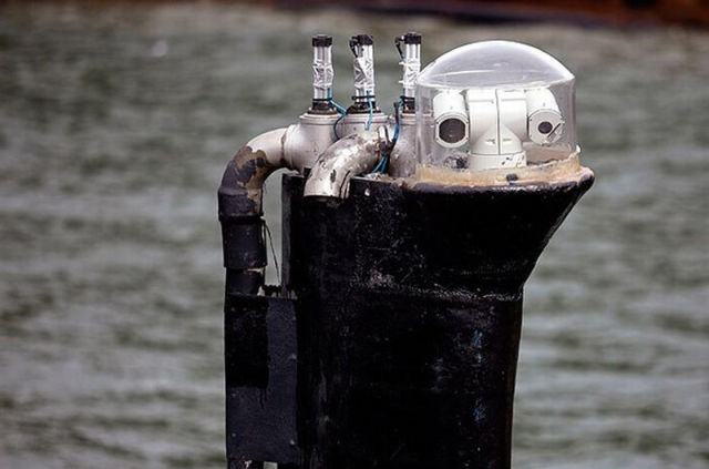Submarine Used to Smuggle Cocaine to Colombia