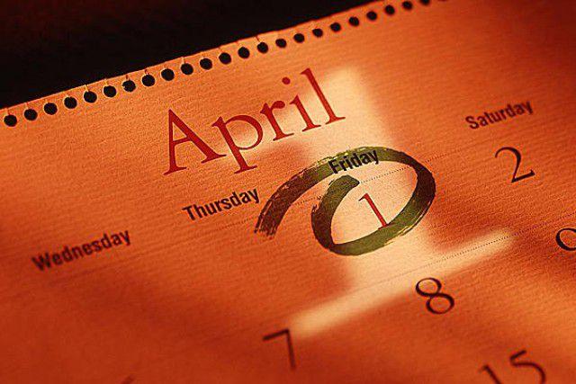 Tilted Tens: Odd April Fools Jokes