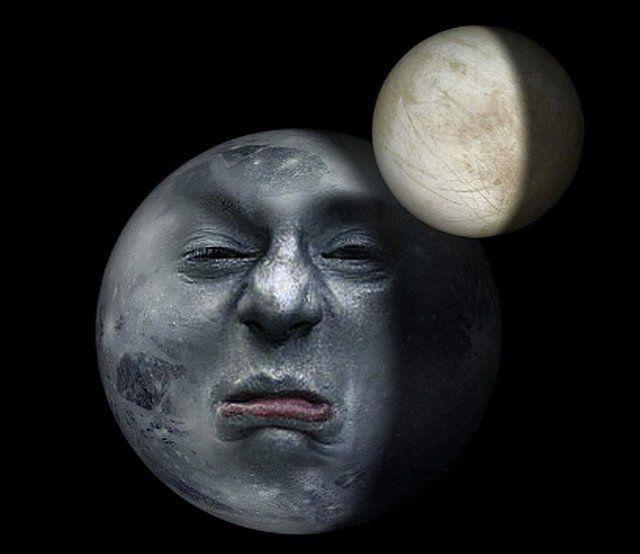 Uncanny Factoid: Lost Planet