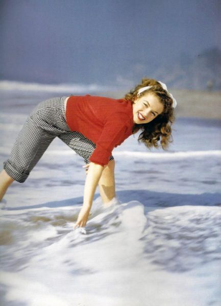 Marilyn Before She Was Marilyn