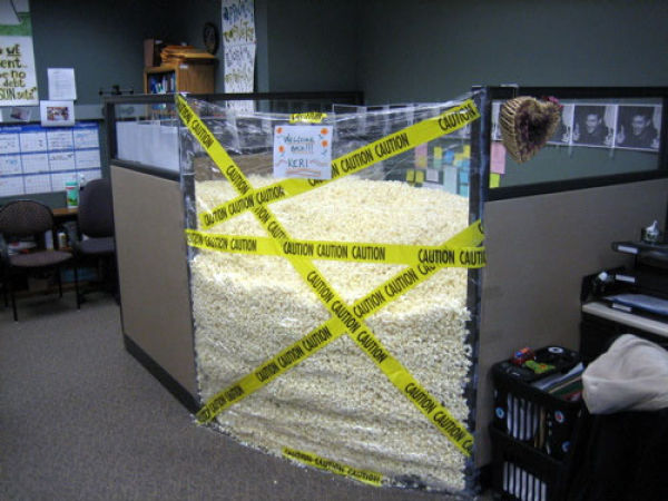 How to Have Fun in the Office - Just Do Some Pranks