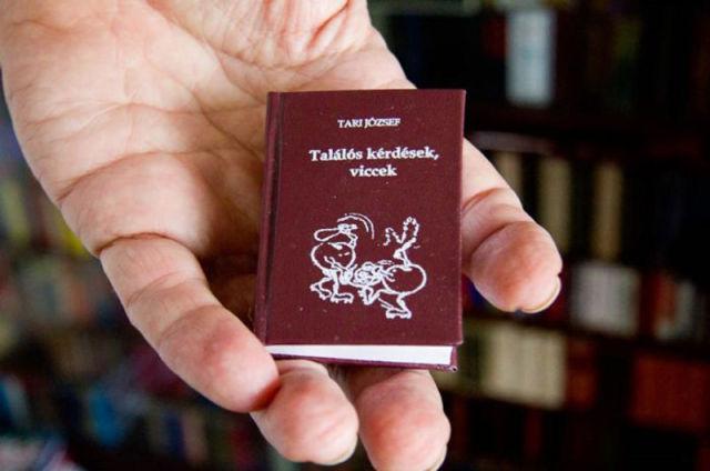 Miniature Books