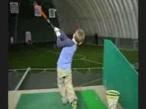 Amazing Lil' Golfer Has Some Serious Skills