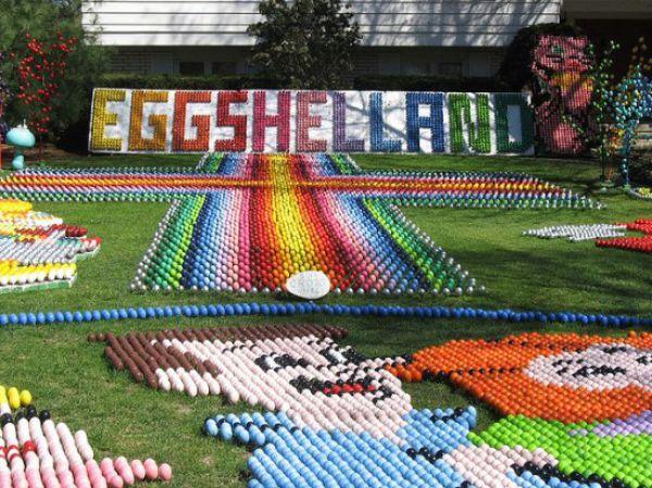 Uncanny Factoid: Eggshell Land
