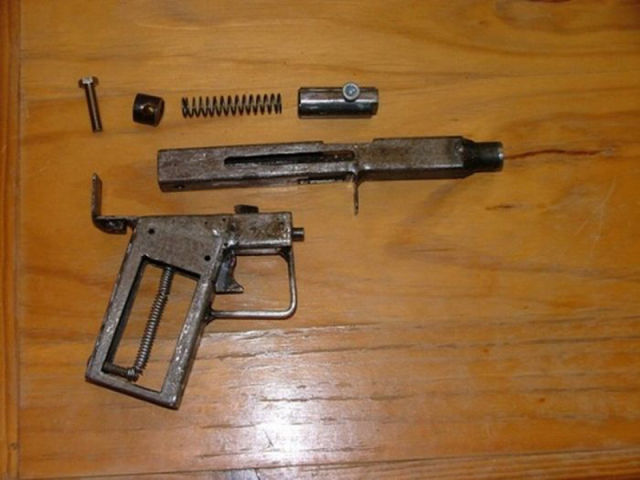 Unusual Looking Firearms