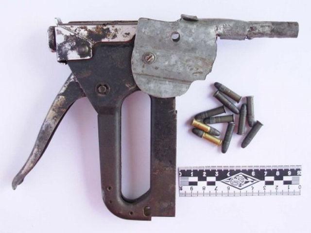 Unusual Looking Firearms