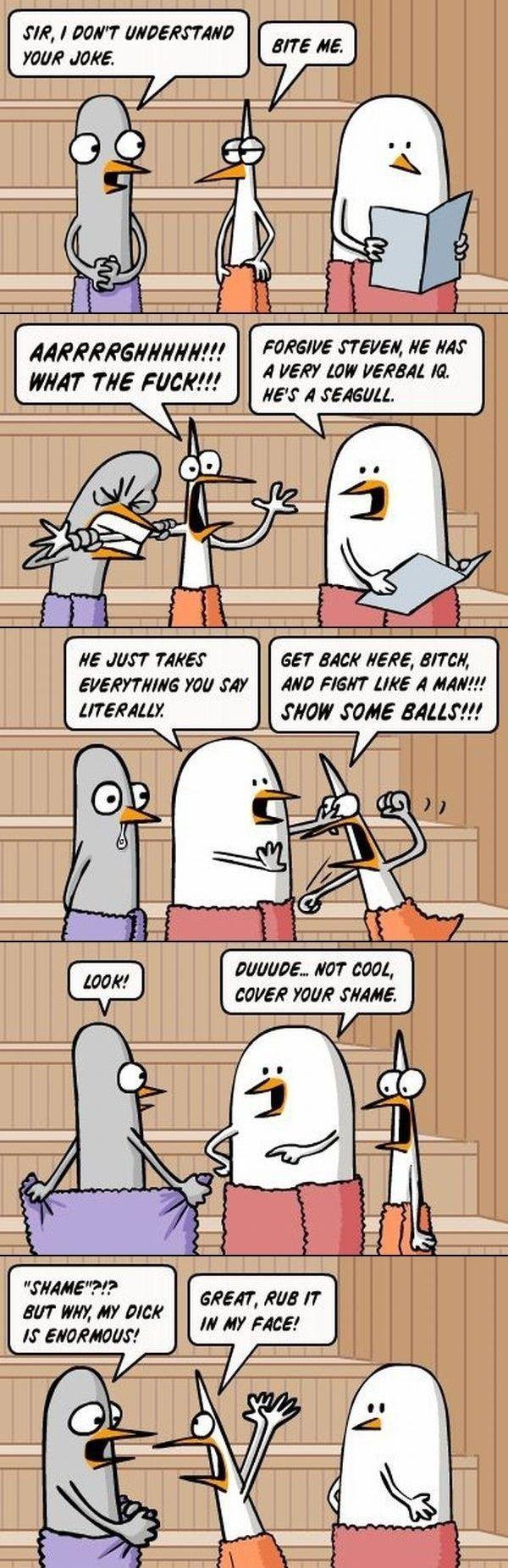 Hilarious Comic Strip