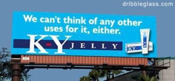 Brazen Billboards from Canada