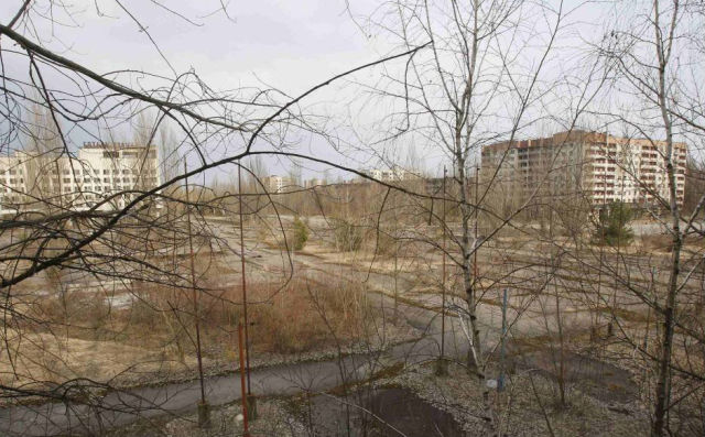 Chernobyl: then and Now