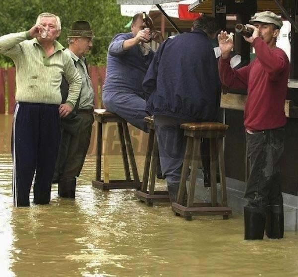 Devastating Floods Don