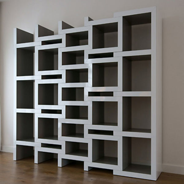 Unique Bookshelves 30 Pics