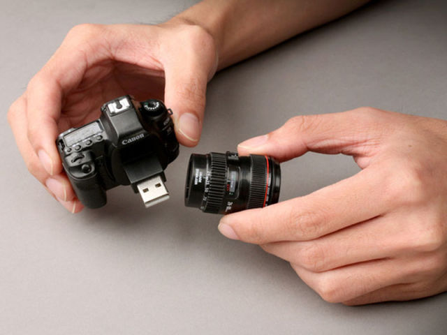 Miniature Flash Drive Cameras