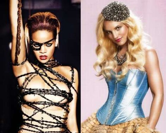 Eye on Stars: Rihanna Wants To Spank Britney Spears And Other Top Hollywood News
