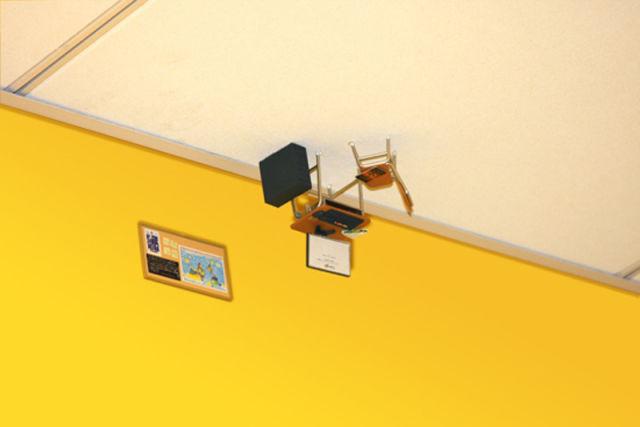 Empty Ceilings