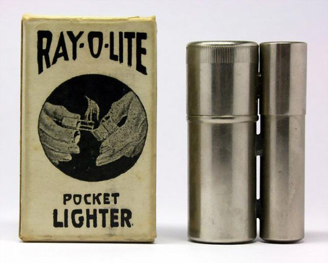 Explosive Methanol Lighter