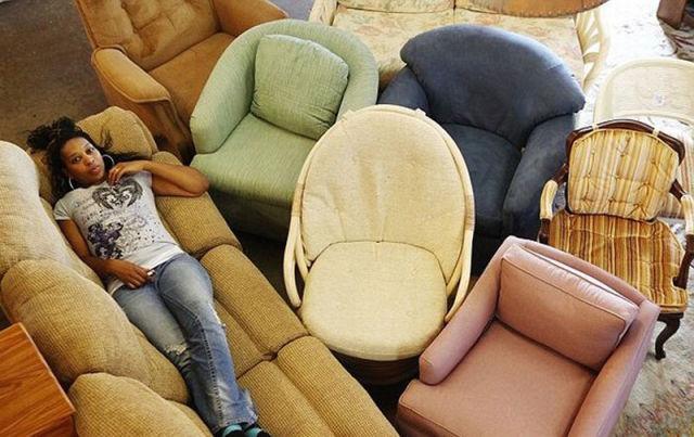 The Sofa Eater