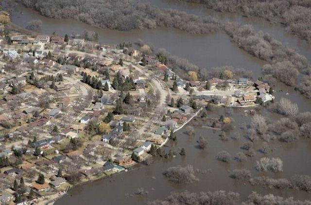 The Red River Flood