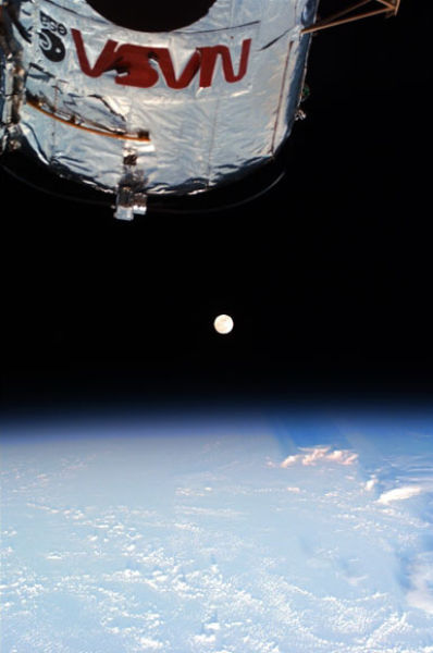 Gorgeous Photos of Planet Earth Taken from Outer Space