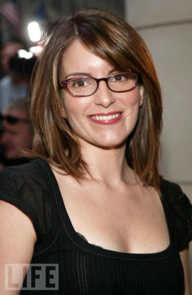 Hot Celebrities Wearing Glasses