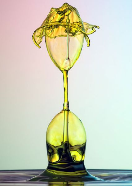 Amazing High-Speed Photography of Water Droplets