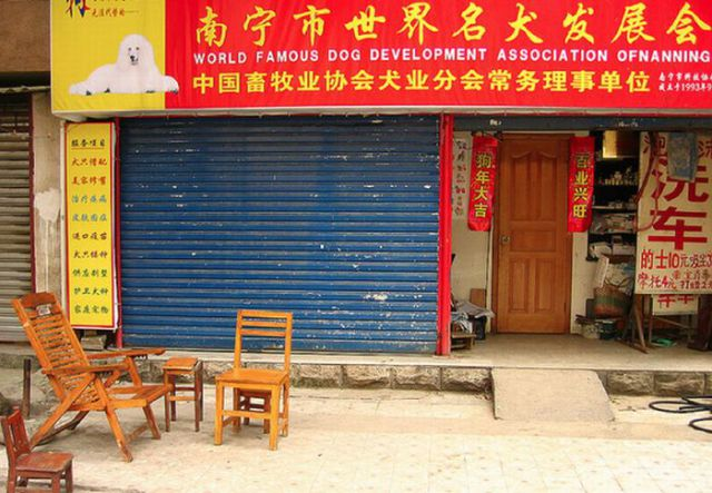 Poorly Named Businesses in China