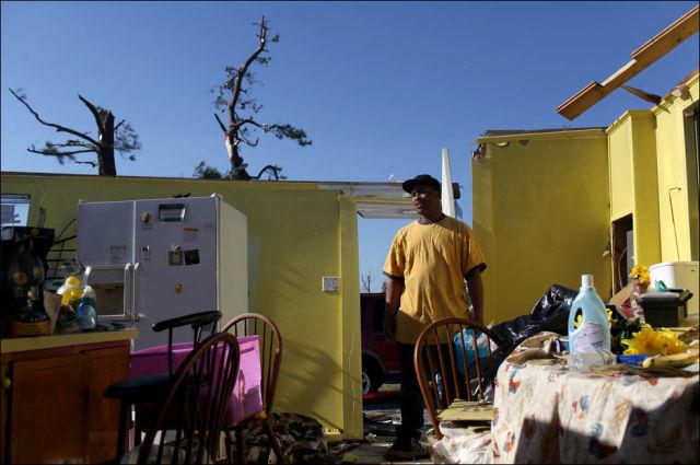 Devastating North Carolina Tornado Pictures