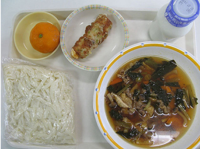 Worldly School Lunches