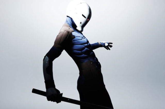 Cool Grey Fox Cosplay