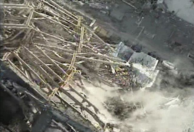 Disturbing Images From the Fukushima Nuclear Power Plant