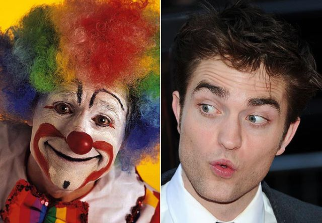 Eye on Stars: The Explosive Kardashian Weight Showdown, Robert Pattinson Is Afraid Of Clowns And Other Hollywood News