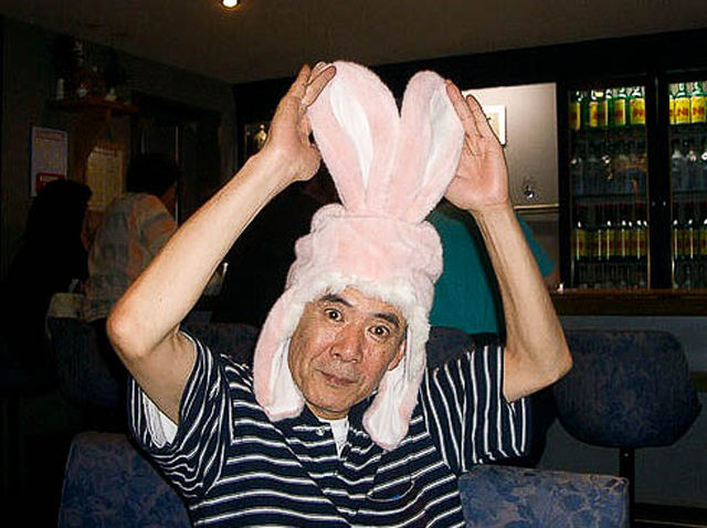 Frightening Real Life Bunny People