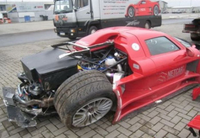The Most Expensive Mangled Cars