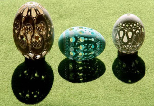 Uncanny Factoid:  Spring Spheres