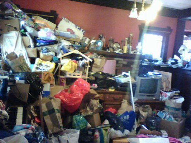 Wretched and Filthy Living Conditions
