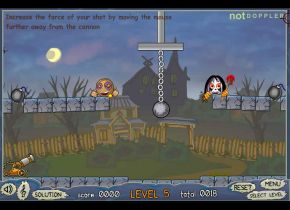 Roly Poly Cannon – Bloody Monsters Pack