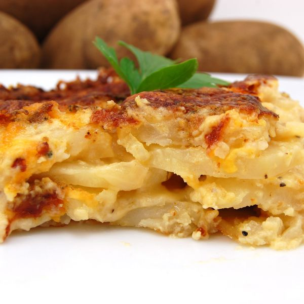 Asparagus Recipes, Macaroni and Cheese Recipe, Green Bean Casserole and Scalloped Potatoes