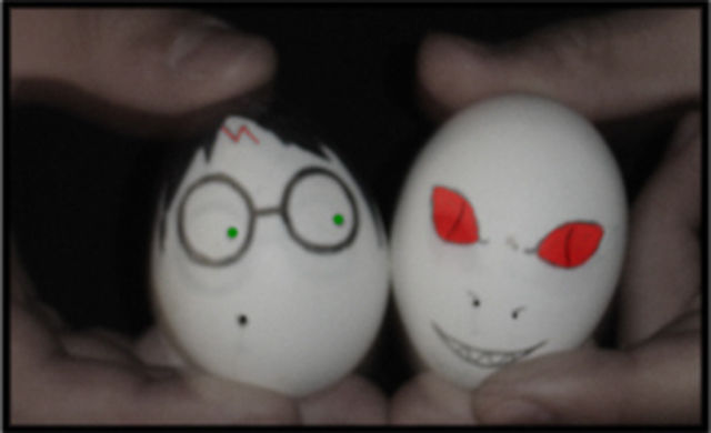 Geeky Easter Eggs