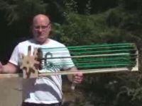 The Amazing Gatling Slingshot Crossbow